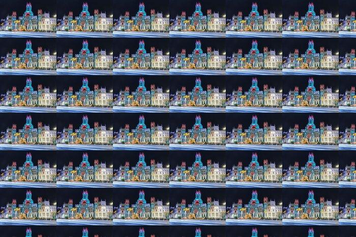 Vinylová Tapeta Cibeles náměstí Vánocích, Madrid, Španělsko - Evropská města