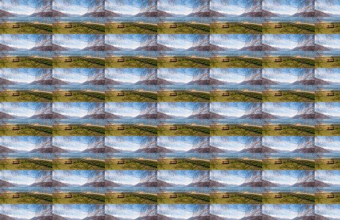 Vinylová Tapeta Jezero Maggiore od Germantownu - Prázdniny