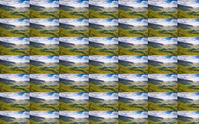Vinylová Tapeta Mountain Peaks, Cumbria - Evropa