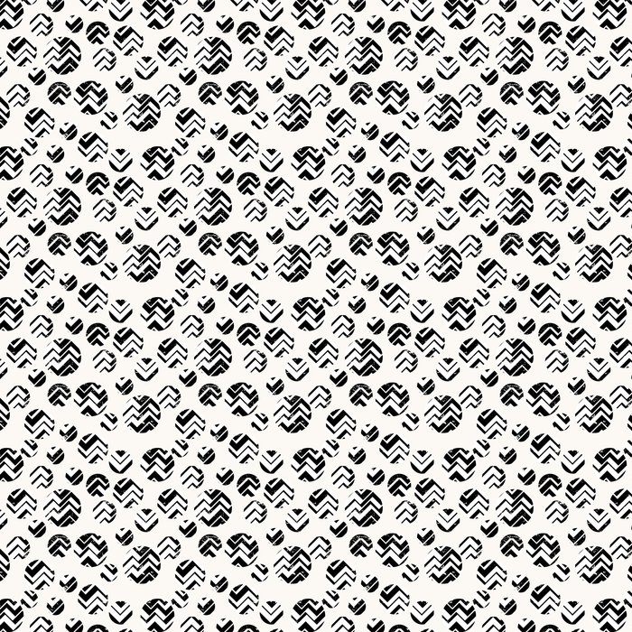 Tapete seamless pattern background, retro/vintage style, with ...