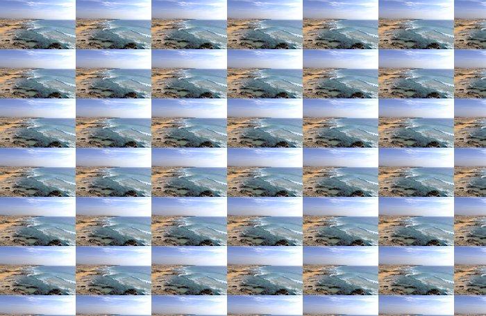 Vinylová Tapeta Pláže ve městě Fuerteventura - Prázdniny