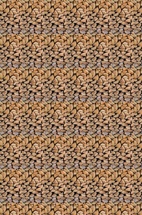 Vinylová Tapeta Skupina střih kmeny stromů - Struktury