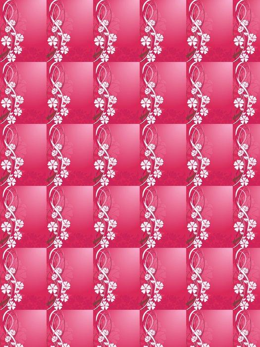 Vinylová Tapeta Sakura květ - Mezinárodní svátky