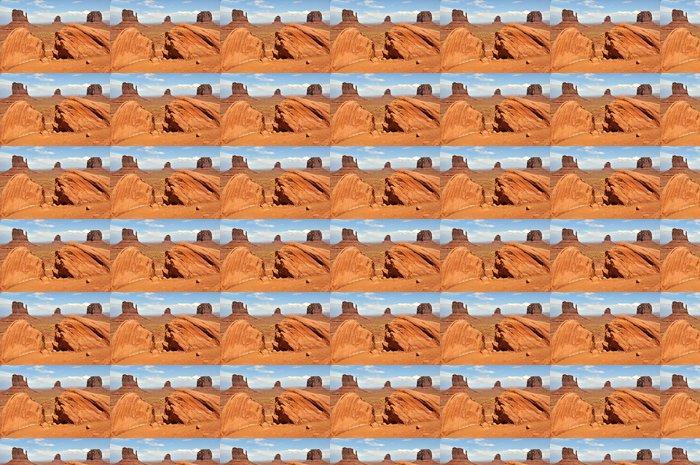 Vinylová Tapeta Slavný Monument Valley Vista - Amerika