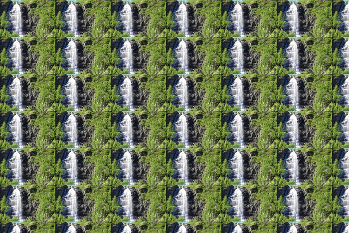 Waterfall Vinyl Wallpaper - Water