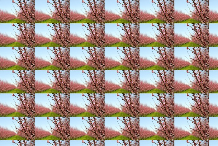 Fruit orchard Vinyl Wallpaper - Trees