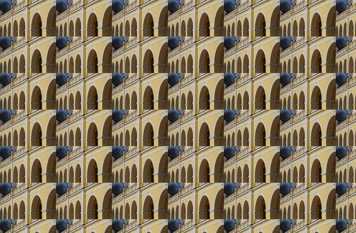 Papier Peint à Motifs Vinyle Arches - Monuments