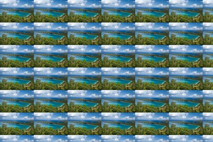 Vinylová Tapeta Magens Bay (St.Thomas, USVirgin ostrovy). - Prázdniny