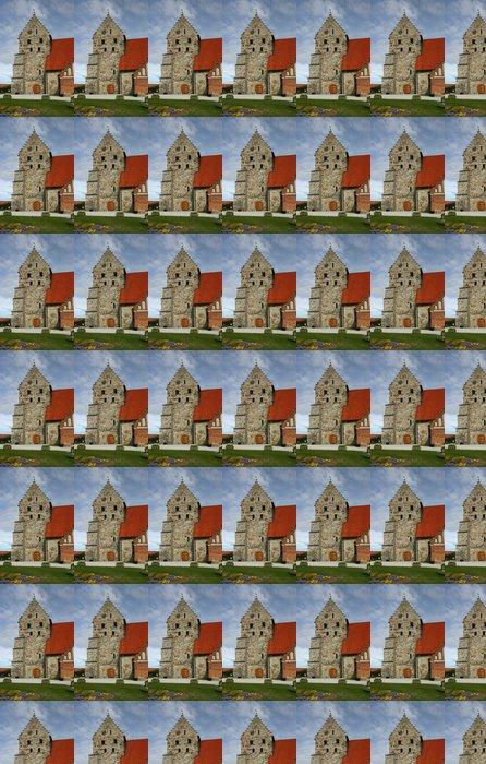 Vinylová Tapeta Saint Nicolai kostel, středověký kostel v centru - Veřejné budovy