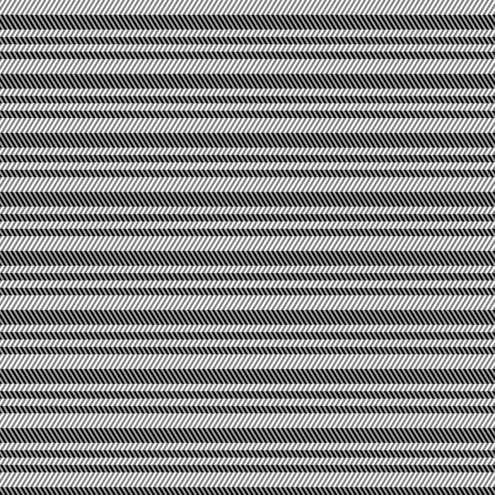 Geometrical Seamless Flat Pattern 3d Illusion Vinyl Wallpaper