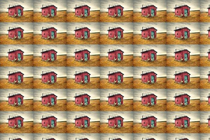 Vinylová Tapeta Malý dům - Zemědělství