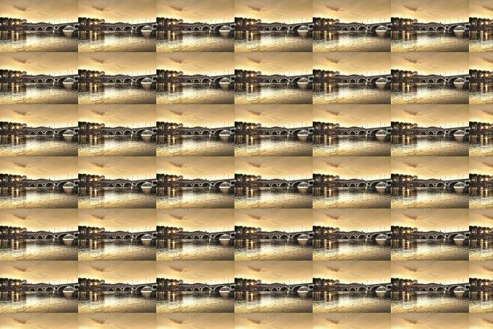 Vinylová Tapeta Toulouse Pont Neuf - Prázdniny