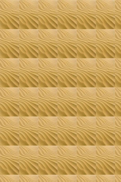 Vinylová Tapeta Písek - Přírodní krásy