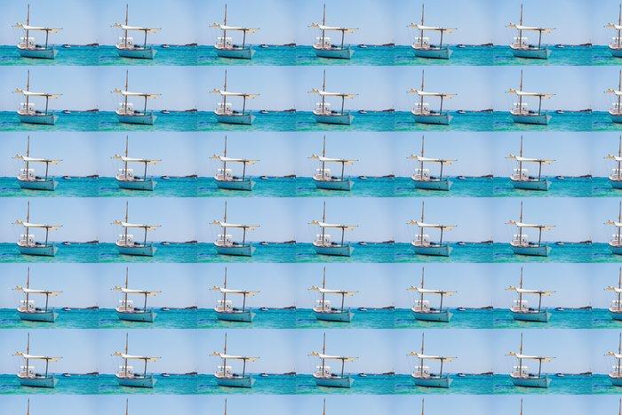 Vinylová Tapeta Loď v Bay - Lodě