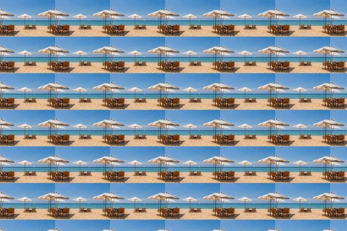 Vinylová Tapeta Kata Noi pláž Exotic Bay na ostrově Phuket - Ostrovy