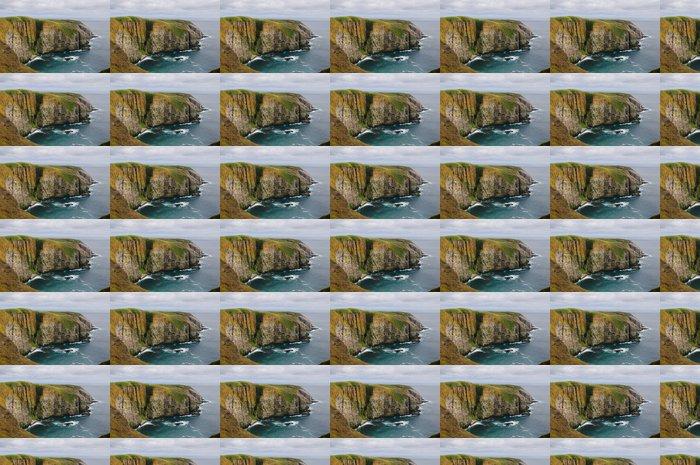Vinylová Tapeta Cliffs pták v Newfoundland - Přírodní krásy
