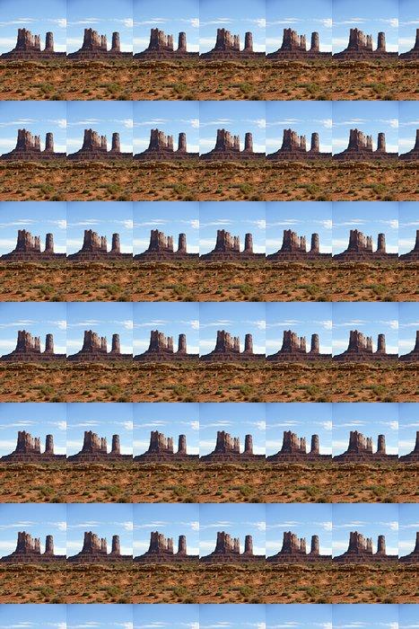 Vinylová Tapeta Monument Valley sloupce - Příroda a divočina