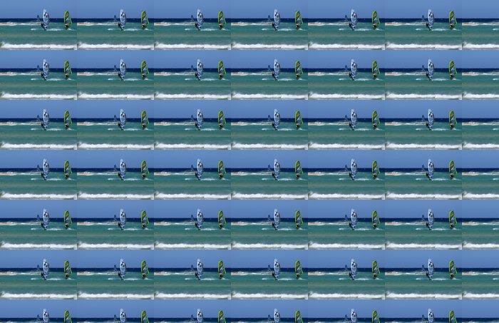 Vinylová Tapeta Windsurf aux kanáry - Individuální sporty