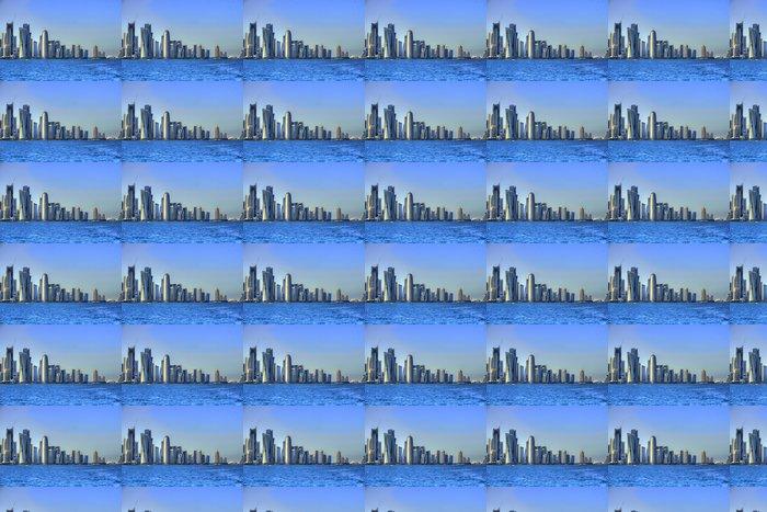 Vinylová Tapeta Doha (Katar / Katar) - Střední Východ