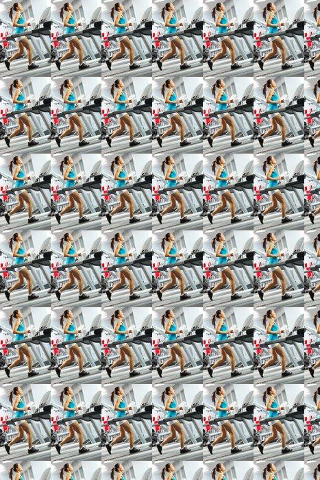 Vinylová Tapeta Cardio cvičení - Témata