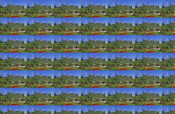 Vinylová Tapeta Gärten der Borromäischen Inseln im Lago Maggiore - Prázdniny