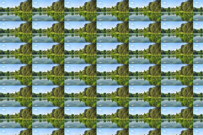Vinylová Tapeta Garden Villa Contarini Piazzola sul Brenta Itálie - Město