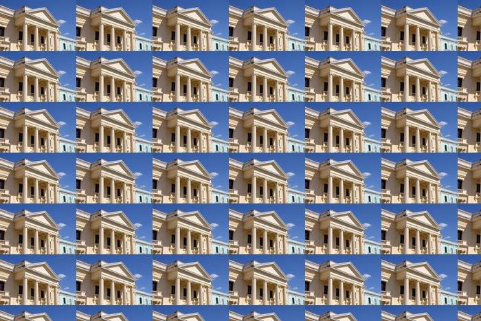 Vinylová Tapeta Santa Clara, Kuba - radnice - Památky
