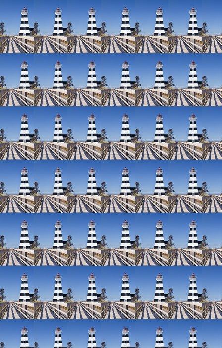 Vinylová Tapeta West Point Lighthouse, Prince Edward Island - Amerika