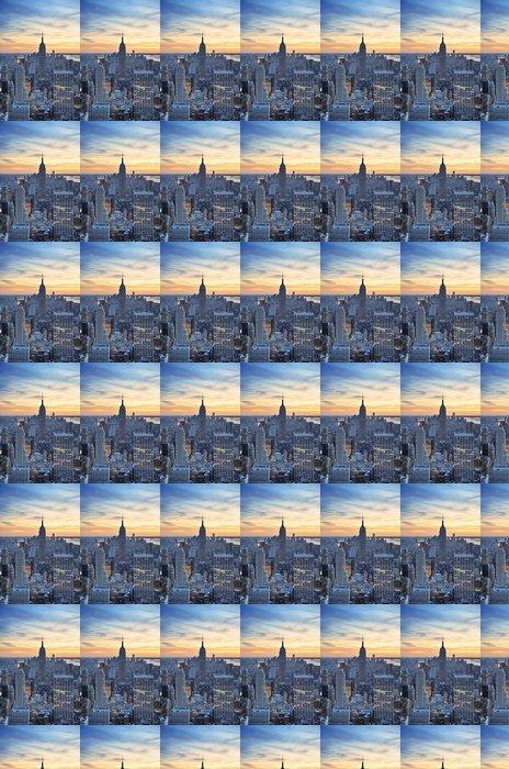 Vinylová Tapeta Empire State Building detailní - Jiné