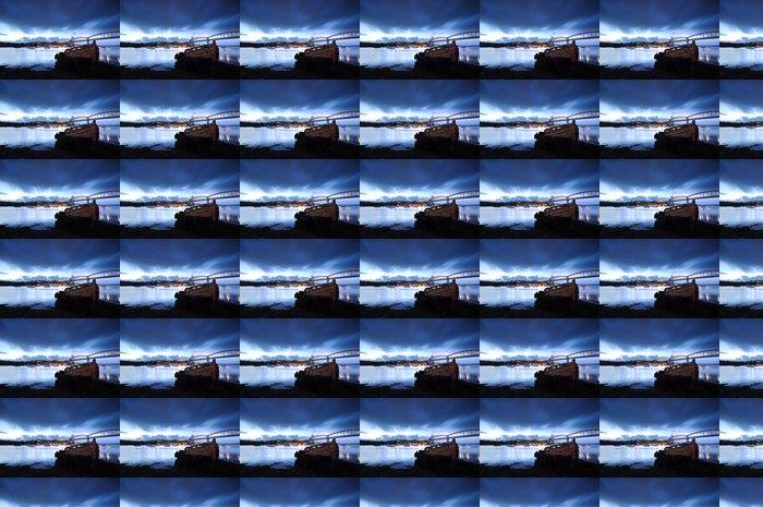 Vinylová Tapeta Tamar most - Na cestě