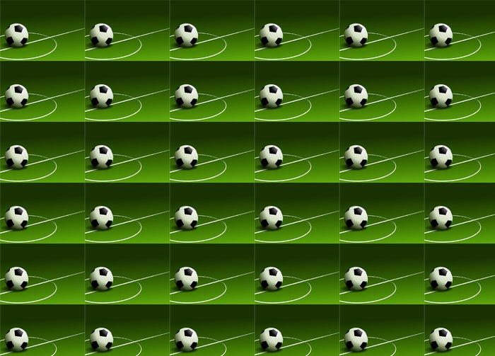 Vinylová Tapeta Fotbal pozadí -