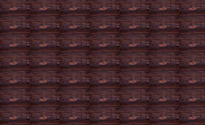 Vinylová Tapeta Tmavé dřevo (Texture) - Těžký průmysl