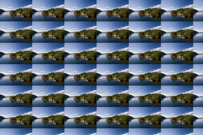 Vinylová Tapeta Krajina jižního Norska - Evropa