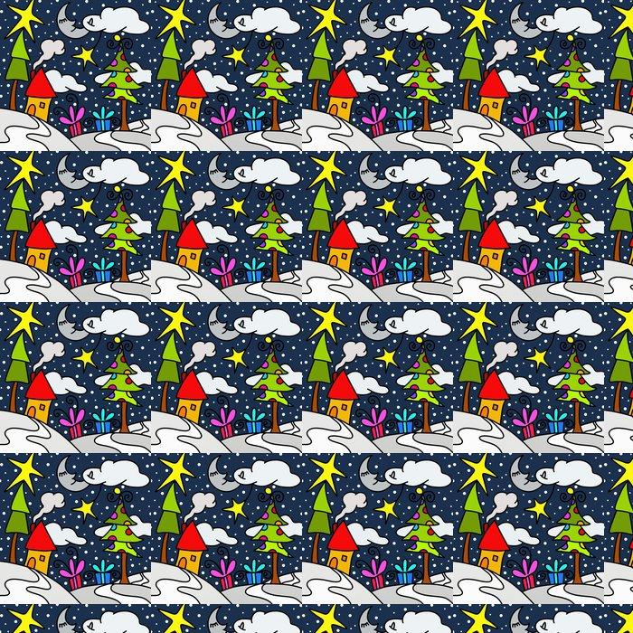 Tapete Weihnachten Landschaft • Pixers® - Wir leben, um zu verändern