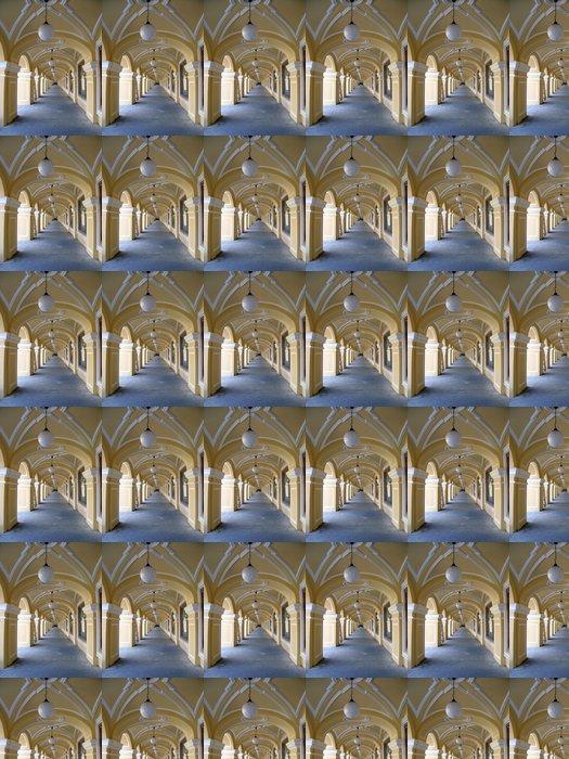 Vinylová Tapeta Galerie a lucerny - Obchody