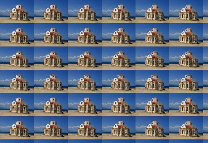 Vinylová Tapeta Řecké kaple - Veřejné budovy
