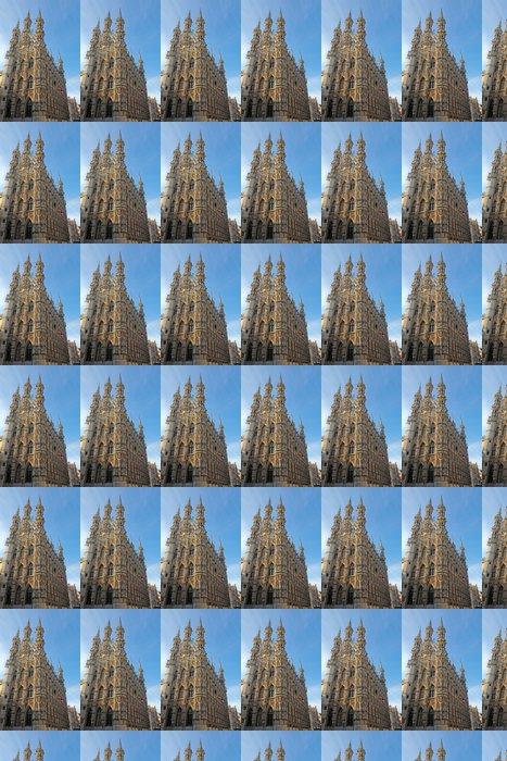 Vinylová Tapeta Proslulé radnice Leuven, Belgie - Evropská města
