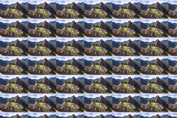 Vinylová Tapeta Machu Pichu Inca - Témata