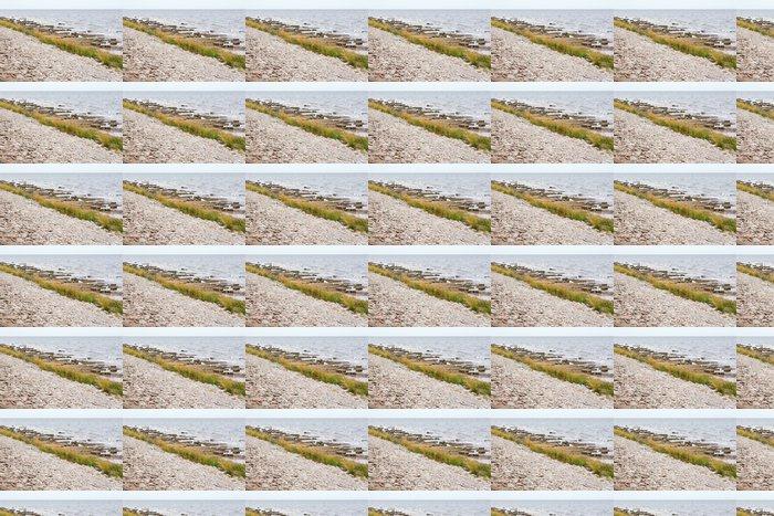Vinylová Tapeta Pohled na pláži - Voda