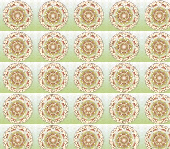 Vinylová Tapeta Ornament - Životní styl, péče o tělo a krása
