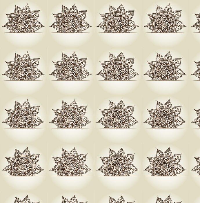 Vinylová Tapeta Mandala. Kolo Ornament Pattern - Témata