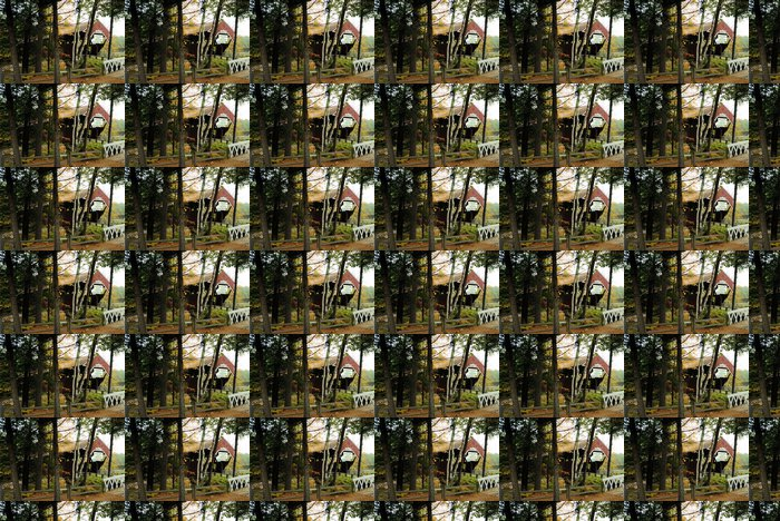 Vinylová Tapeta (01792) bartlett krytý most - Amerika
