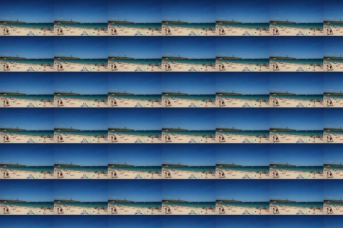 Vinylová Tapeta Corse na pláži Pinarello - Evropa