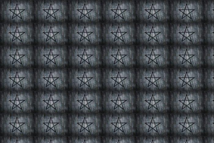 pentacle Vinyl Wallpaper - Backgrounds