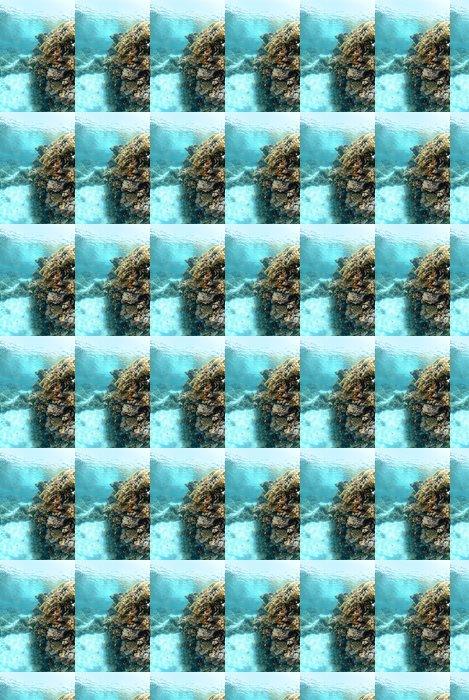 Vinylová Tapeta Mělké tropický útes v písečné laguny - Vodní sporty