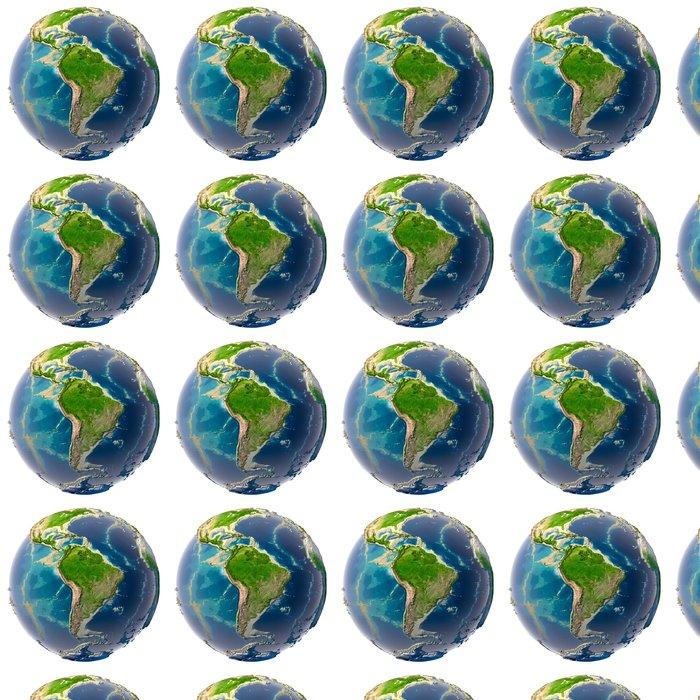 Vinylová Tapeta Sucho na planetě Zemi - Meziplanetární prostor