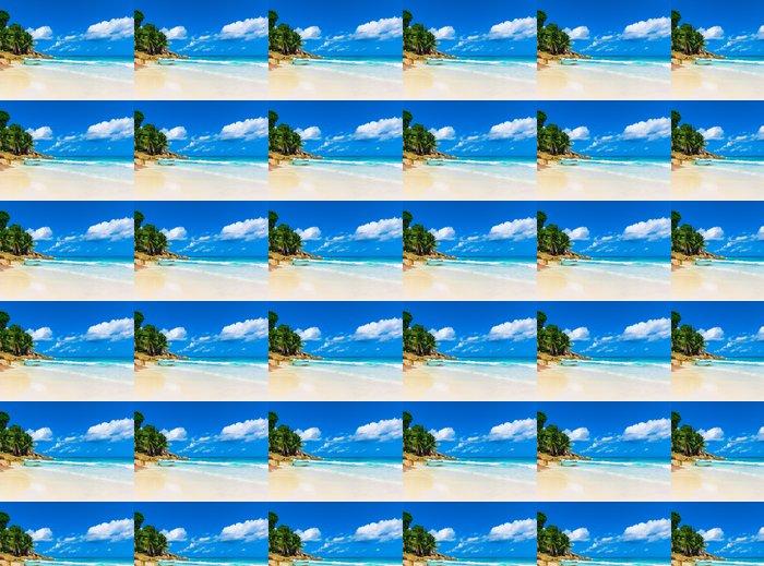 Vinylová Tapeta Shore Palms Panorama - Témata