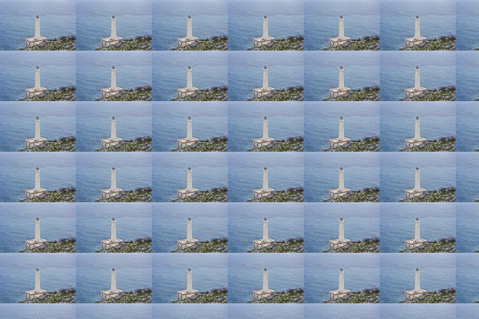 Vinylová Tapeta Faro della Palascìa - Otranto - Puglia - Prázdniny