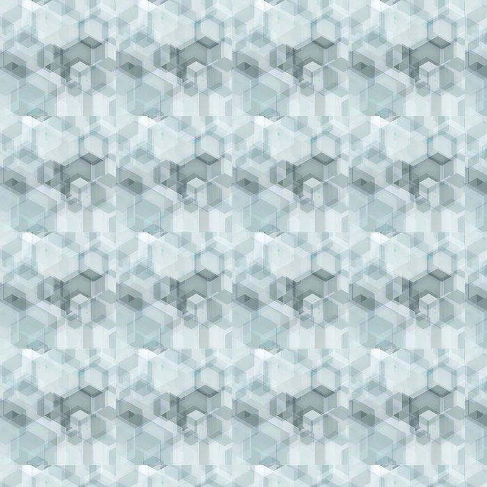 Vinylová Tapeta Abstraktní geometrické pozadí s šedými tóny - Prvky podnikání