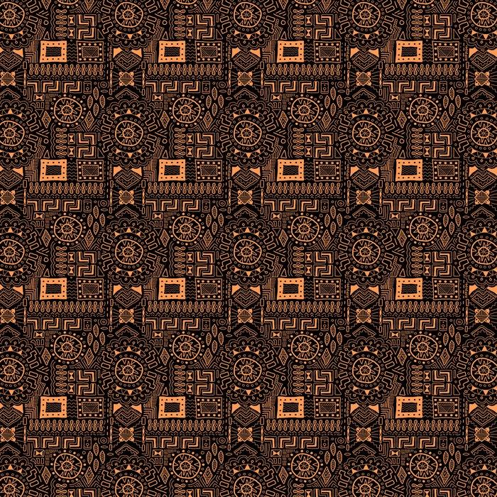 Vinylová Tapeta Tribal pozadí - Pozadí